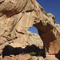 Arches, Windows, Caves, and Caverns